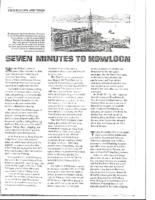 SEVEN MINUTES TO KOWLOON. Living Magazine (Singapore). 1977