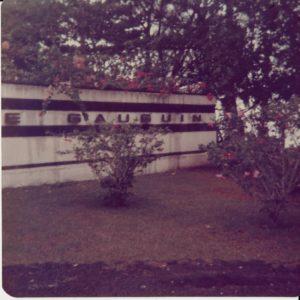 Gaugin Museum, 1977