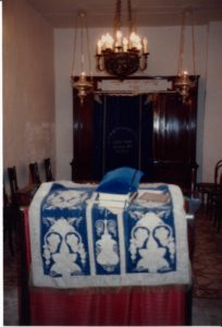 Valetta Synagogue, 1985