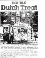 DOUBLE DUTCH TREAT. Voyager Magazine (London). Dec. 1977