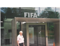 2. World Football Assn. Headquarters. Zurich. May, 2000.