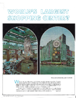 World's Largest Shopping Center